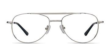 Silver Tasker -  Metal Eyeglasses