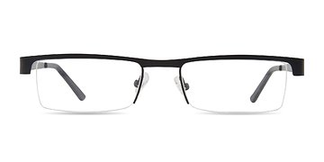 Black Samuel -  Metal Eyeglasses