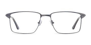 Gunmetal Absolute -  Metal Eyeglasses