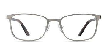 Silver Lines -  Metal Eyeglasses