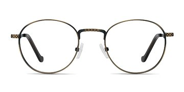 Bronze Mingus -  Metal Eyeglasses