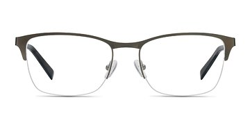 Green Time -  Metal Eyeglasses