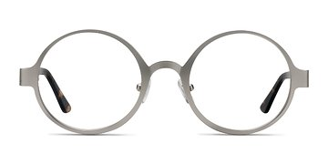Silver Afternoon -  Designer Metal Eyeglasses