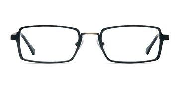 Black Venturi -  Metal Eyeglasses