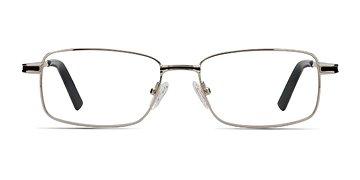 Silver Triality -  Metal Eyeglasses