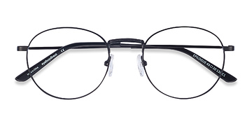 Black Epilogue -  Geek Metal Eyeglasses
