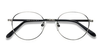 Gray Ledger -  Metal Eyeglasses