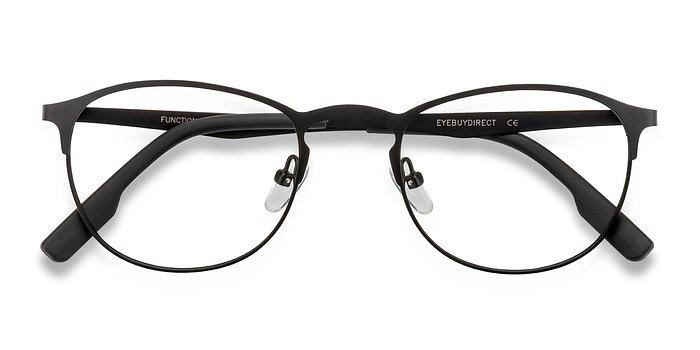 Black Function -  Metal Eyeglasses