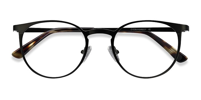 Green Radius -  Metal Eyeglasses