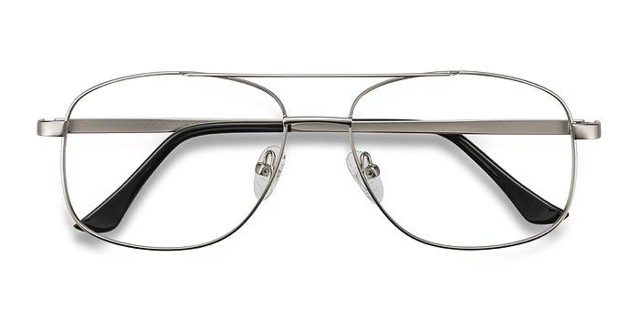 Silver Chronicles -  Metal Eyeglasses