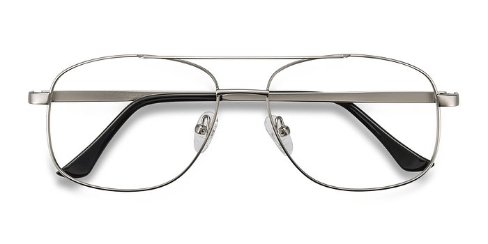 Silver Chronicles -  Metal Eyeglasses