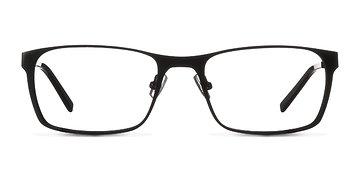 Black Dublin M -  Classic Metal Eyeglasses