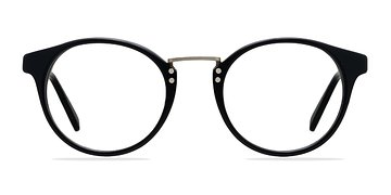 Navy  Get Lucky -  Classic Acetate Eyeglasses