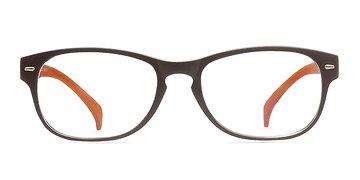 Gray Echo -  Classic Plastic Eyeglasses