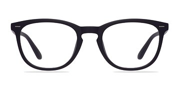 Matte Navy Yolo -  Fashion Plastic Eyeglasses