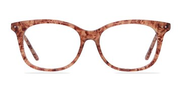 Brown/Floral Brittany -  Fashion Acetate Eyeglasses