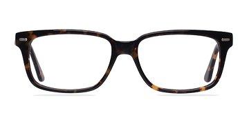 Tortoise John -  Classic Acetate Eyeglasses