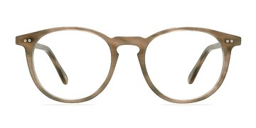 Chestnut Prism -  Fashion Acetate Eyeglasses