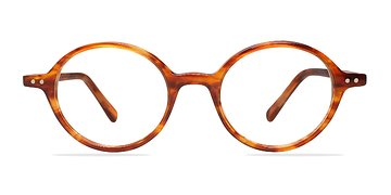 Tortoise Flavor -  Fashion Acetate Eyeglasses