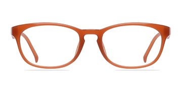 Orange Drums -  Fashion Plastic Eyeglasses