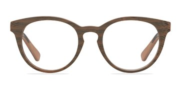 Brown/Striped Stanford -  Fashion Acetate Eyeglasses