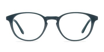 Green Sea Breeze -  Fashion Plastic Eyeglasses