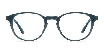 Green Sea Breeze -  Colorful Plastic Eyeglasses