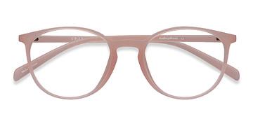 Matte Pink Dinah -  Classic Plastic Eyeglasses