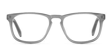 Matte Gray Rhode Island M -  Colorful Acetate Eyeglasses