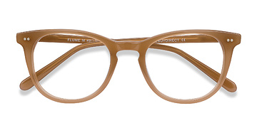 Taupe Flume M -  Fashion Acetate Eyeglasses