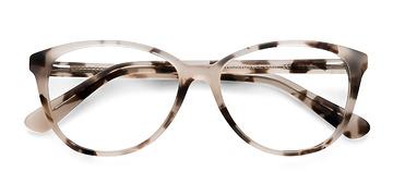 Ivory Tortoise Hepburn M -  Fashion Acetate Eyeglasses