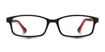 Black Broad -  Plastic Eyeglasses