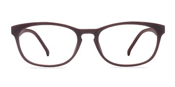 Dark Red Drums -  Classic Plastic Eyeglasses