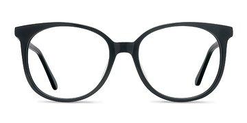 Black Bardot -  Acetate Eyeglasses