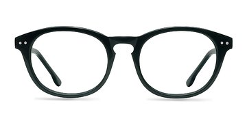 Dark Green Little Things -  Fashion Acetate Eyeglasses
