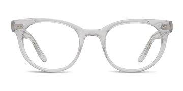 Clear Daybreak -  Acetate Eyeglasses