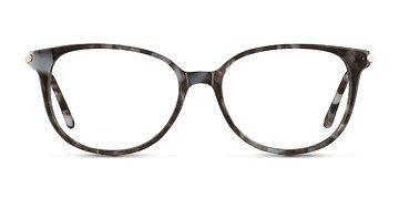 Blue Floral Jasmine -  Acetate Eyeglasses