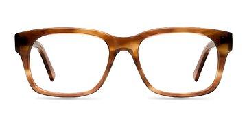 Brown Lynch -  Fashion Acetate Eyeglasses