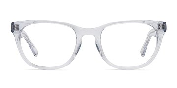 Clear Confidence -  Acetate Eyeglasses