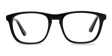 Black Damien -  Acetate Eyeglasses