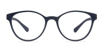 Matte Navy Palette -  Classic Plastic Eyeglasses