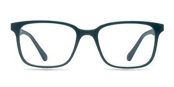 Matte Green November -  Classic Plastic Eyeglasses