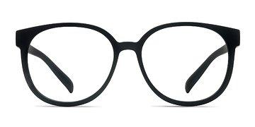 Matte Black Kilt -  Plastic Eyeglasses