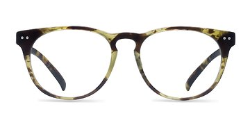 Matte Tortoise Brick Lane -  Fashion Plastic Eyeglasses