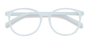 Light Blue Dutchess -  Fashion Plastic Eyeglasses