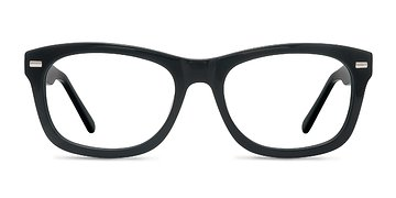 Black  Cage -  Acetate Eyeglasses