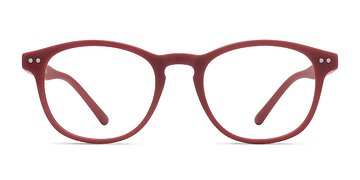Red Little Crush -  Plastic Eyeglasses