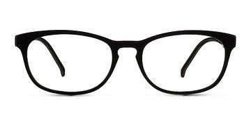 Black Little Drums -  Plastic Eyeglasses