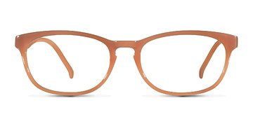 Coral Little Drums -  Plastic Eyeglasses