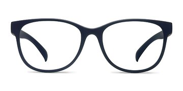 Matte Navy Little Warren -  Plastic Eyeglasses